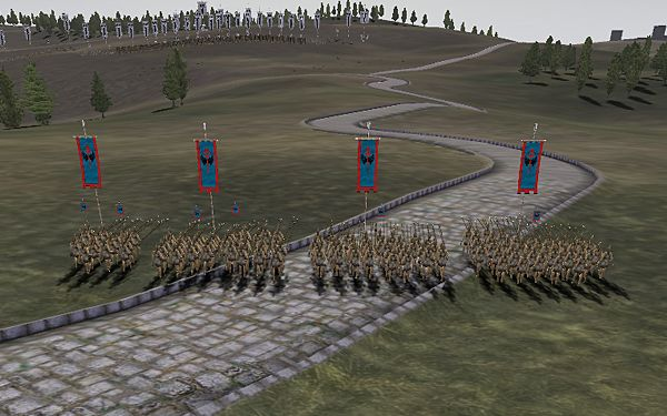Marching against the Seleucids