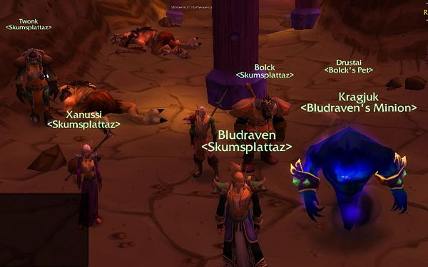 The newer recruits take on Uldaman