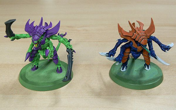 Tyranid Primes done