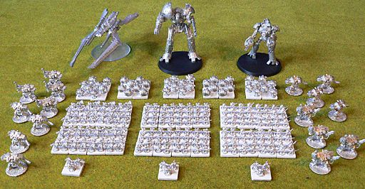 Epic Andrayada army<br />Photo taken July 2009