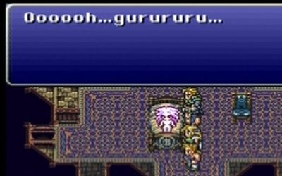 Terra turns into a pink thing and forgets how to speak
