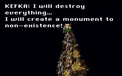 Kefka is such a dick