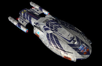 U.S.S. Codan, Long Range Science Vessel