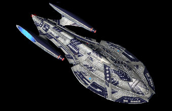 U.S.S. Kreethen, Star Cruiser