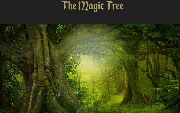 Let's talk to the Magic Tree