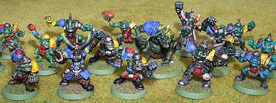 The Stompers Orc Team